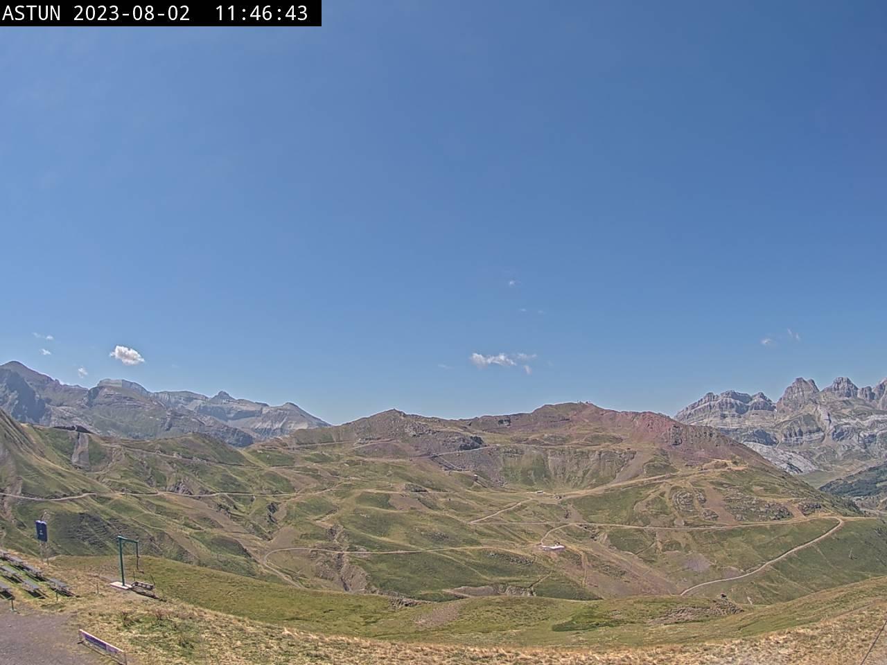 Webcams de Astún