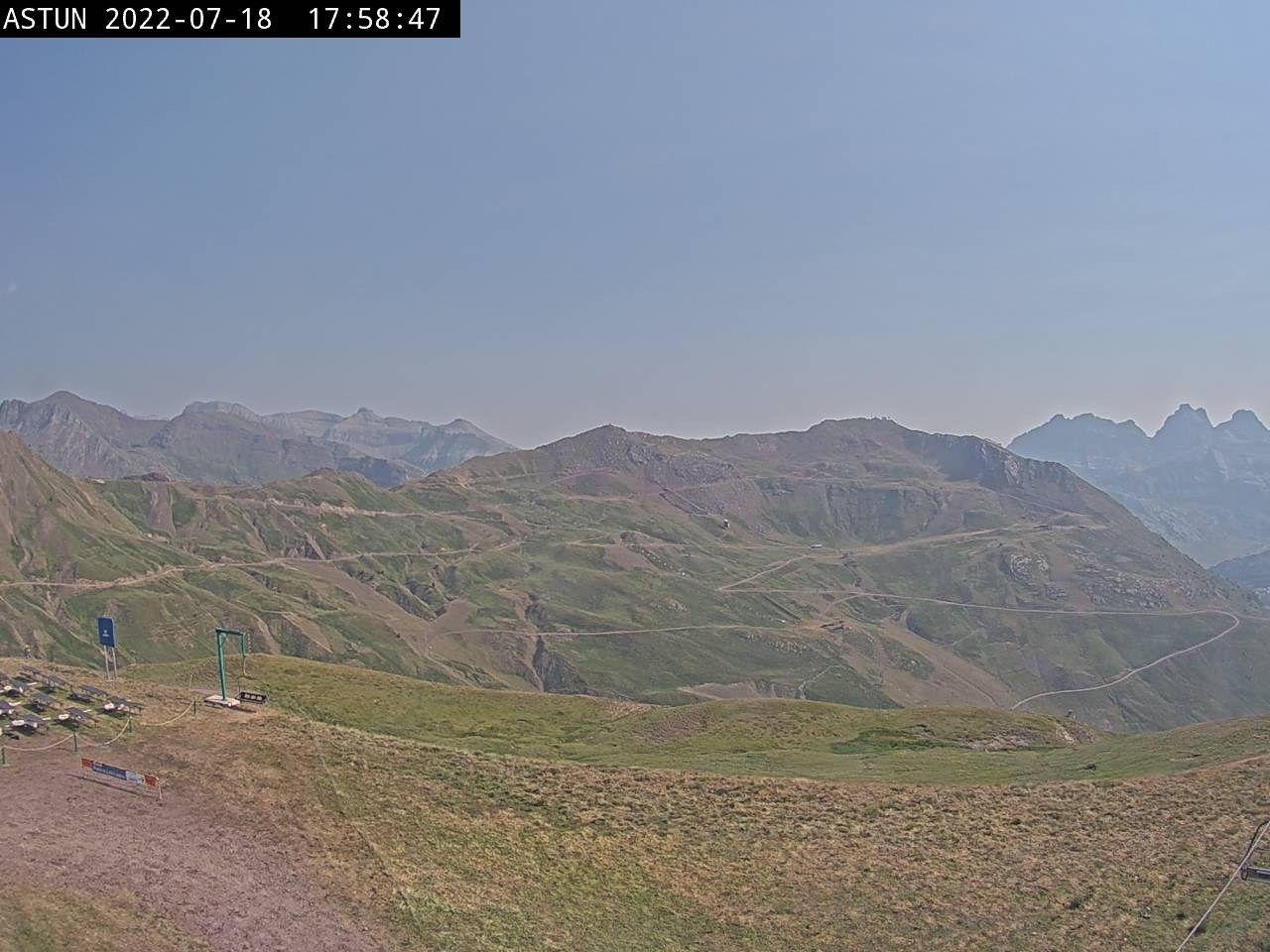 Webcam de Astún