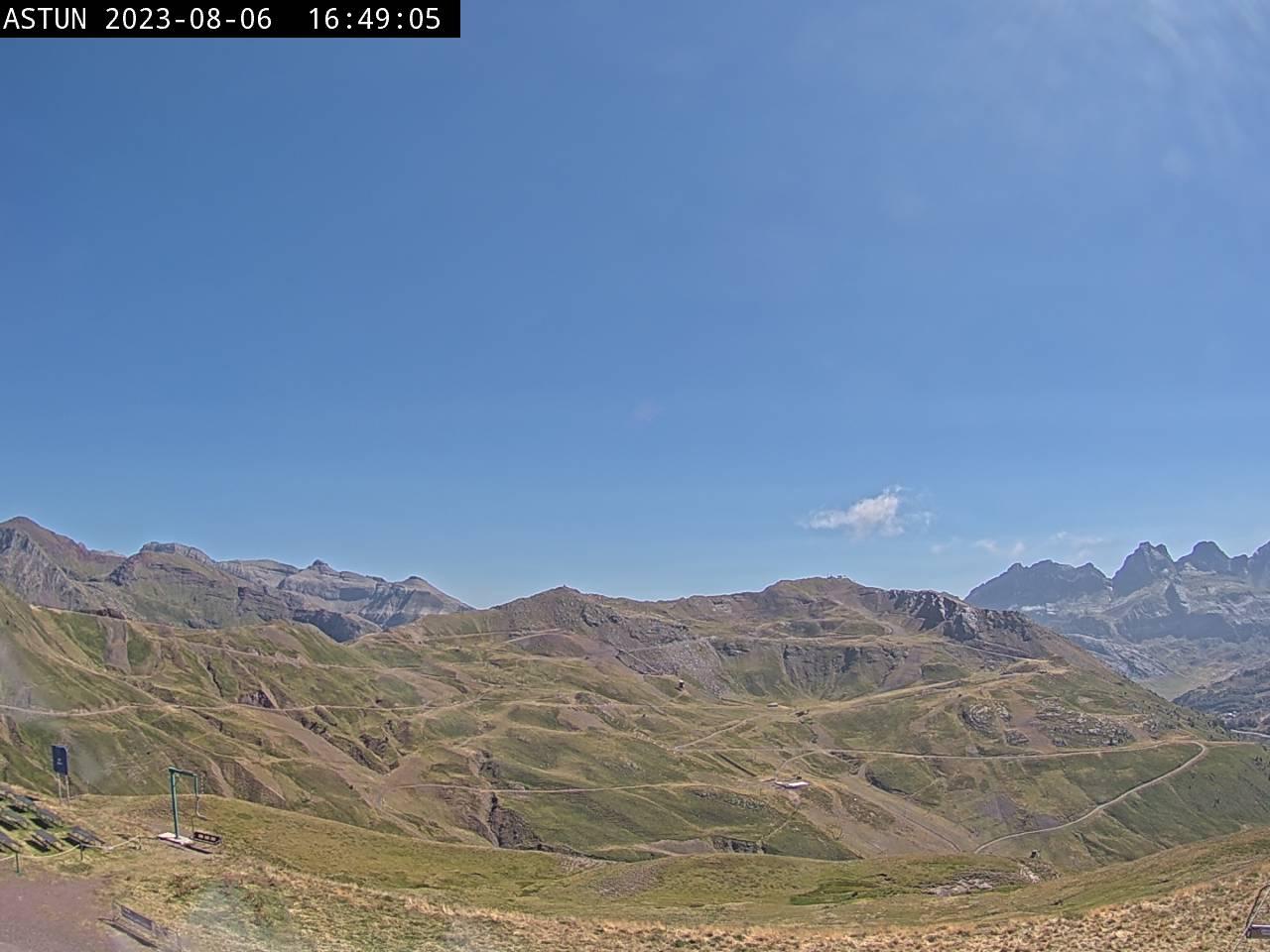 Webcams de Astún (España)