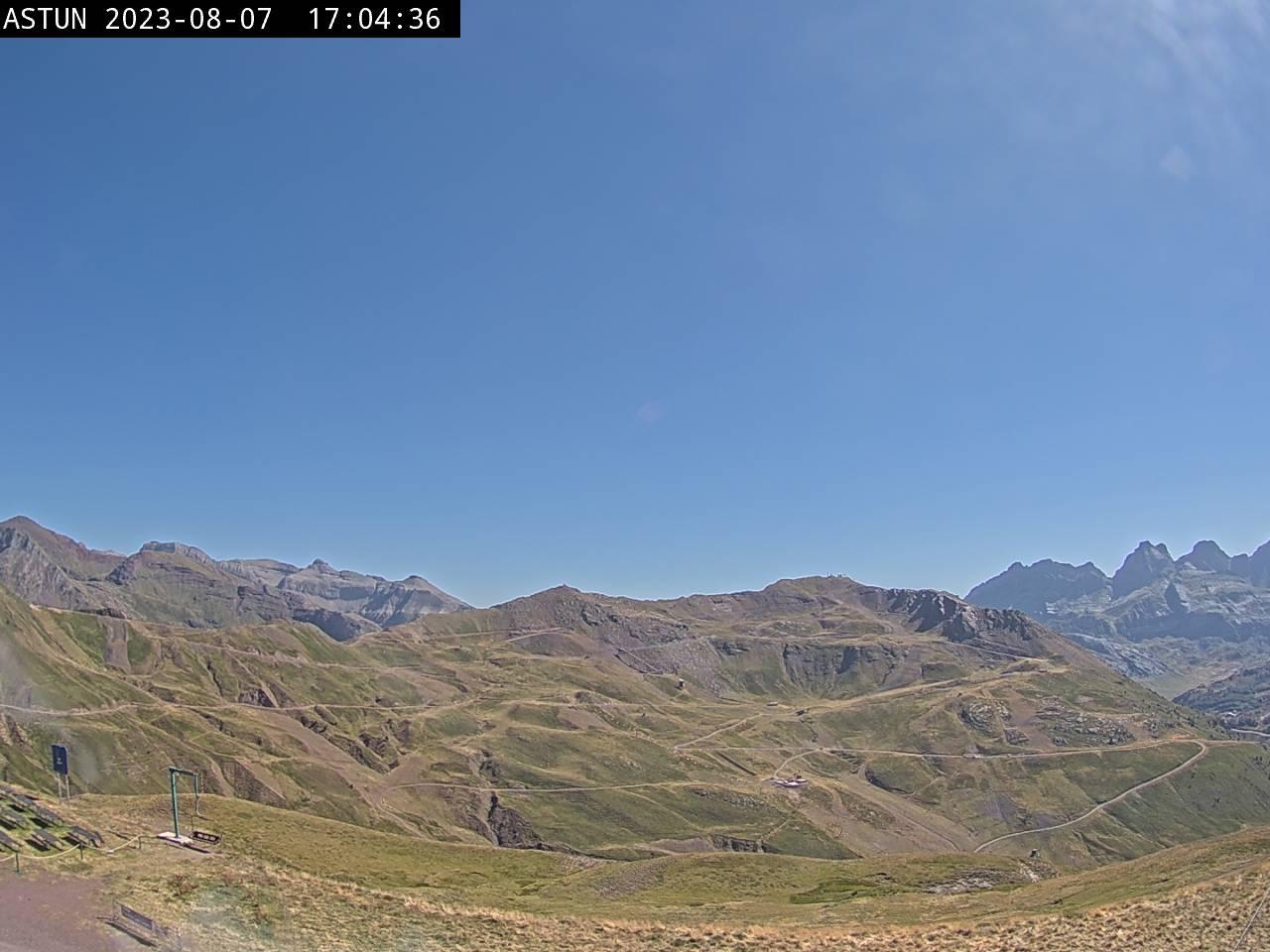Webcam à Truchas