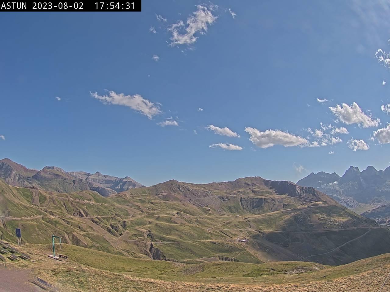 Webcam en Truchas
